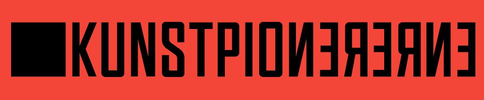 Kunstpionererne / logo